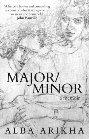 Major Minor paperback front cover