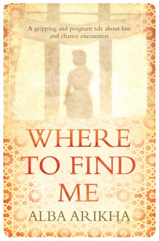 Where to find me - front cover